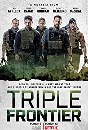 Triple Frontier watch full hd
